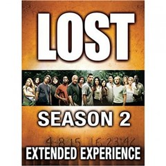 LOST: The Complete Second Season DVD