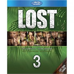 LOST: The Complete Third Season Blu-Ray
