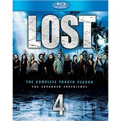 Lost: The Complete Fourth Season Blu-Ray