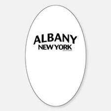 Albany Decal