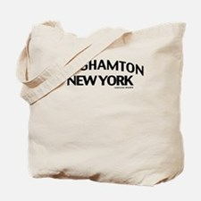 Binghamton Tote Bag