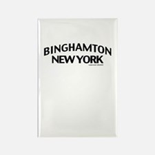 Binghamton Rectangle Magnet