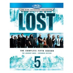 LOST: The Complete Fifth Season Blu-Ray