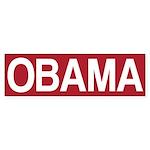 STOP OBAMA Sticker (Bumper 10 pk)