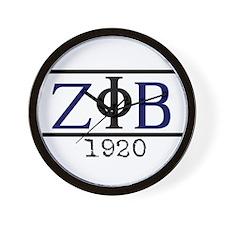 Z PHI B 1920 Wall Clock