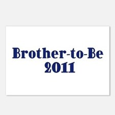 Brother-to-Be 2011 Postcards (Package of 8)