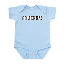 Go Jenna Infant Creeper