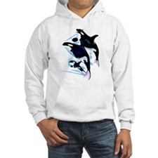 Orca Family Hoodie
