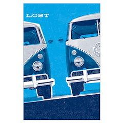 DHARMA Bus Posters