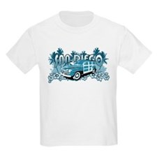 Cute Woodie cars T-Shirt