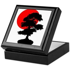 Rising Sun Keepsake Box