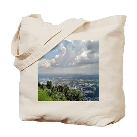 View of the City Tote Bag
