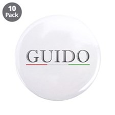 """Guido 3.5"""" Button (10 pack)"""