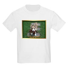 "Kids T-Shirt - 'I Go4 U!"" Cute Corgi Puppy"