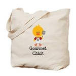 Gourmet Chick Tote Bag
