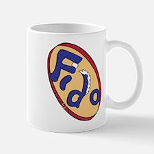 Cute Fido Mug