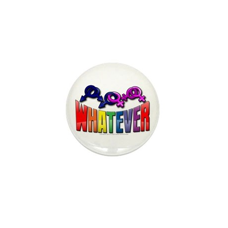 Whatever Mini Button (10 pack)