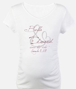 Bella & Edward Grey & Pink Sh Shirt
