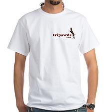 2-Sided Golden Tripawd Shirt