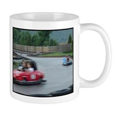 Speeding Go-Cart Mug