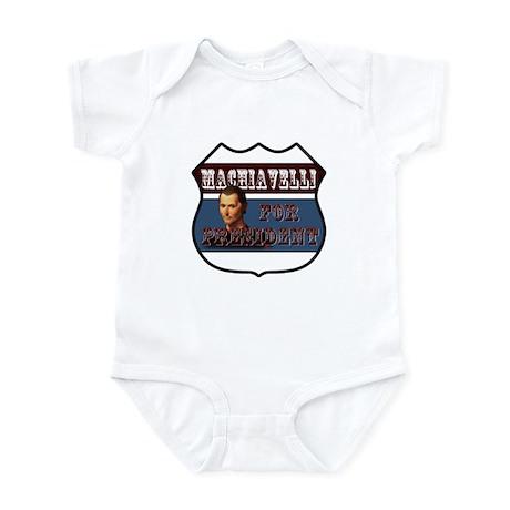 Machiavelli Infant Bodysuit