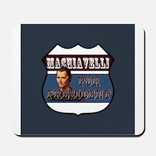 Machiavelli Mousepad