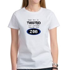 DON'T GET IT TWISTED Tee