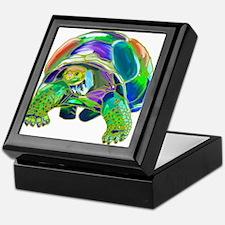 Rainbow Tortoise Keepsake Box