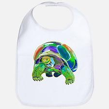 Rainbow Tortoise Bib