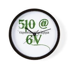 510 Wall Clock