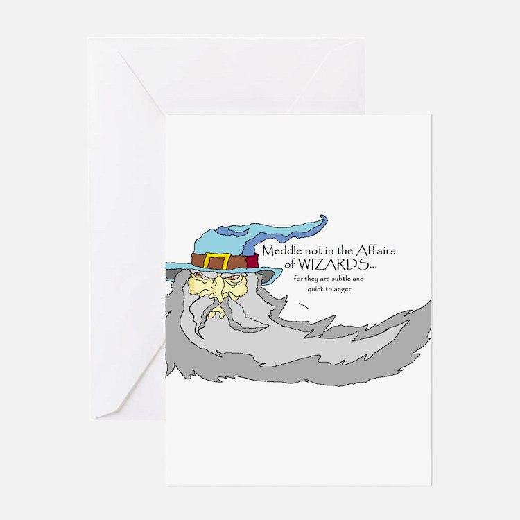 Cute Majical Greeting Card