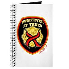 ThinRedLine WhateverItTakes Journal