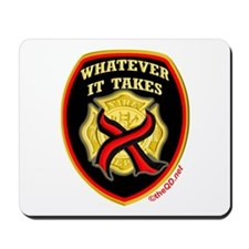 ThinRedLine WhateverItTakes Mousepad