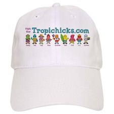 Tropichick Characters Lineup Baseball Cap