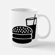 Fast food - Burger Mug