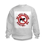 No Bull Saloon 1 Kids Sweatshirt