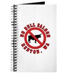 No Bull Saloon 1 Journal