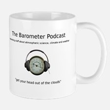 Unique Podcasts Mug