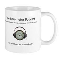 Funny Podcasting Mug
