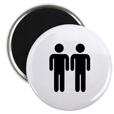 "Gay 2.25"" Magnet (10 pack)"