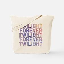 Twilight Forever Mauve Mist Tote Bag