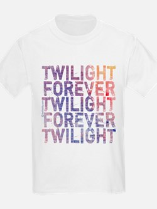 Twilight Forever Mauve Mist T-Shirt