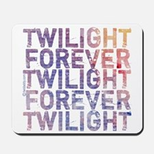 Twilight Forever Mauve Mist Mousepad