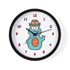 SeaDonkey Wall Clock