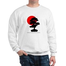 Rising Sun (with quote) Sweatshirt