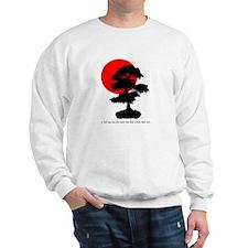 Rising Sun (with quote) Sweatshirt