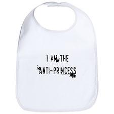 I am the Anti-Princess Bib