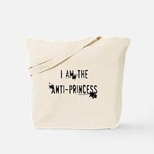 I am the Anti-Princess Tote Bag