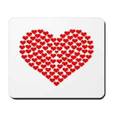 Hearts Mousepad