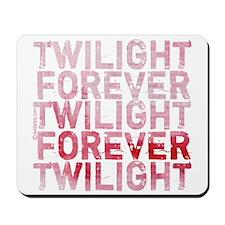 Twilight Forever Rouge Romance Mousepad